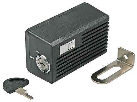 Allarme antifurto con sensore di movimento e sirena a batteria  Allarme antifurto per ...