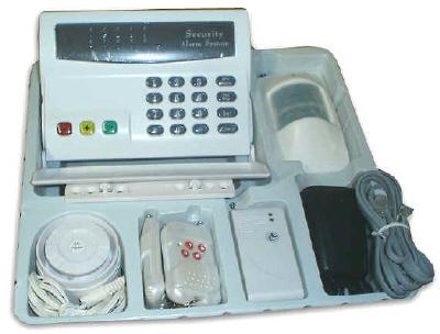 Antifurto senza fili 9 zone antifurto wireless con - Sensori per finestre senza fili ...