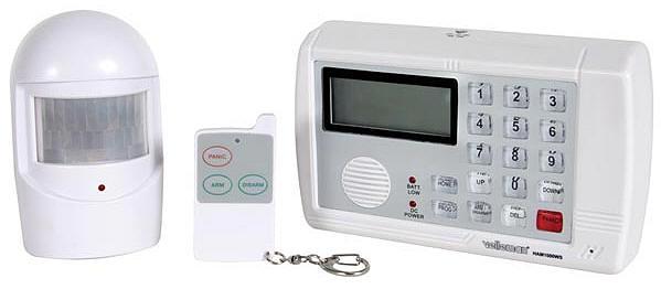 Centralina antifurto senza fili 9 zone antifurti wireless con sensori per casa ufficio - Antifurti per casa wireless ...