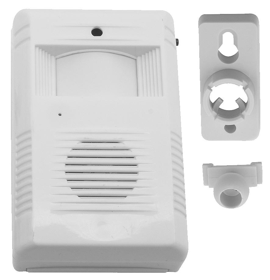 Sensore di passaggio e movimento con allarme senza fili - Interruttore sonoro ...
