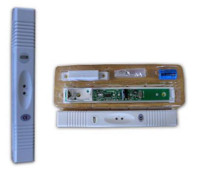 Sensori wireless per antifurti sensori di allarme per - Citofono wireless lunga portata ...