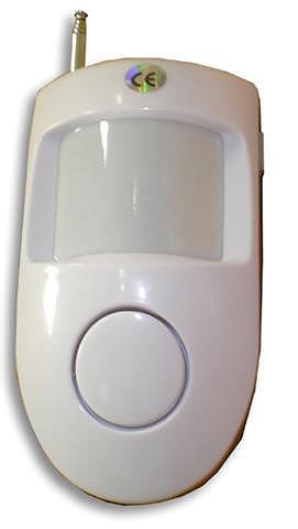 Antifurti e allarmi senza fili antifurto wireless for Allarme senza fili