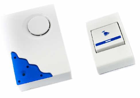 Campanello senza fili 220 volt campanello wireless wifi - Campanello casa senza fili ...