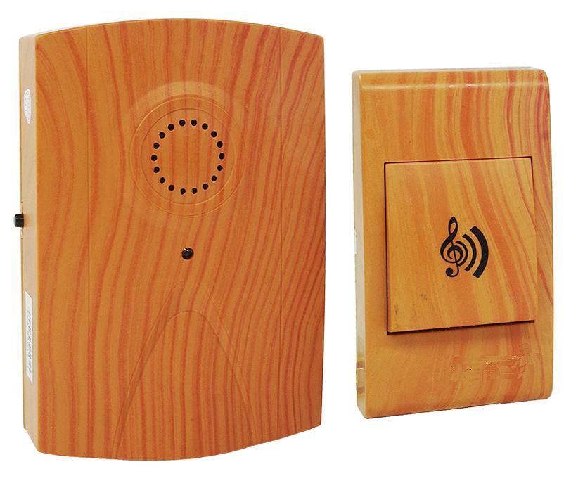 Campanello wireless senza fili a pile - Campanello casa senza fili ...