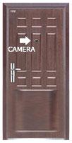 Telecamera spioncino porta - Spioncino porta con telecamera ...