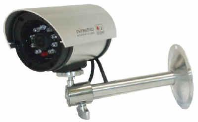 Casa immobiliare accessori finte telecamere for Telecamere da esterno casa