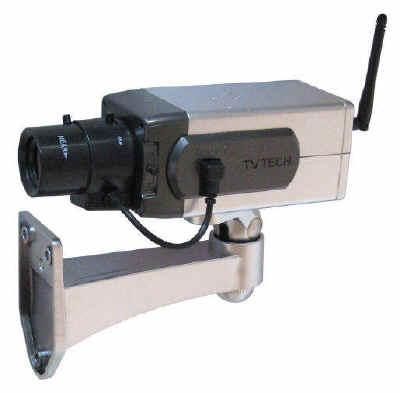Telecamera wireless finta